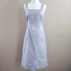 Mercer & Madison Seersucker 100% Cotton Dress